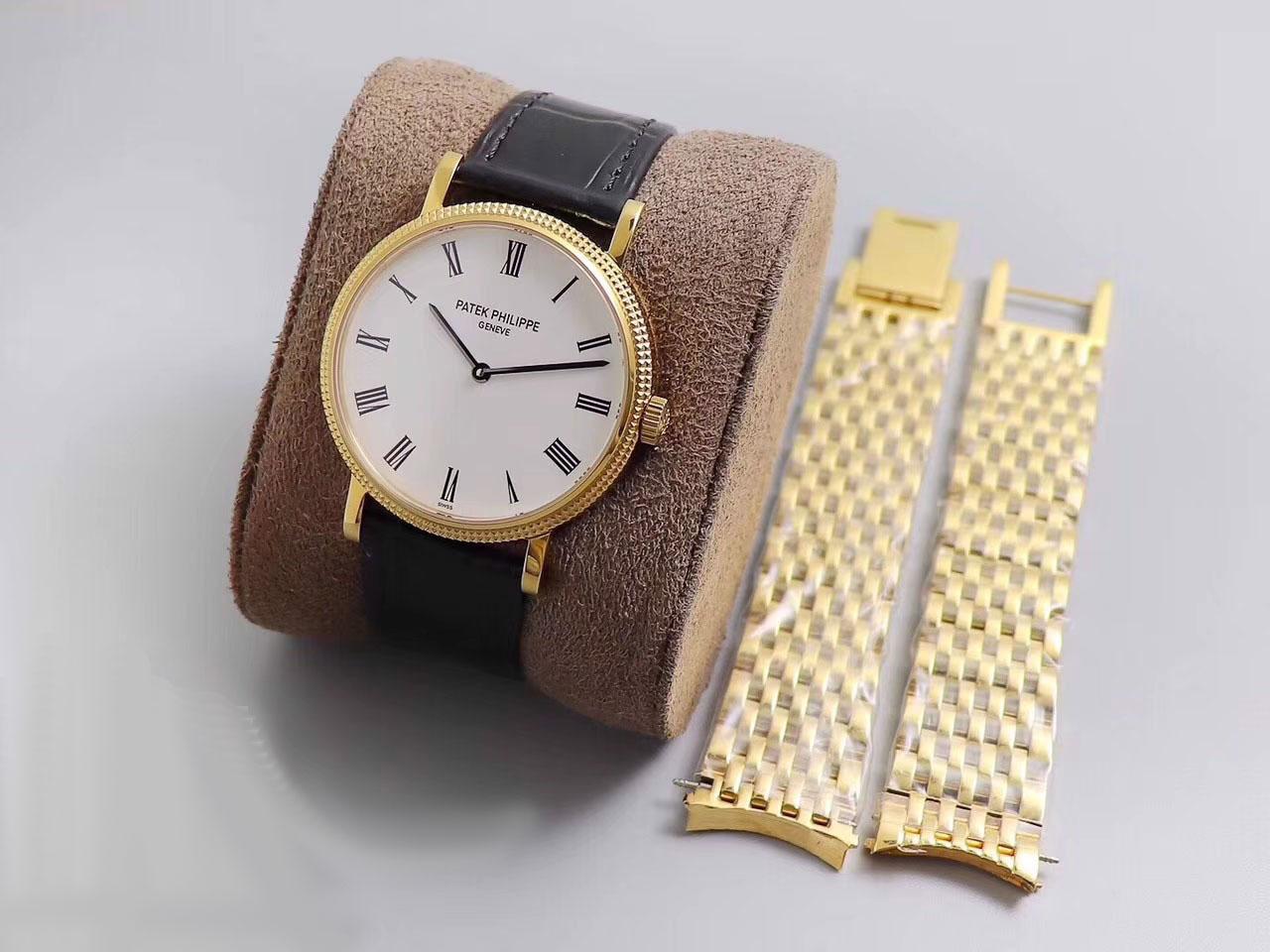 Lý do gì khiến đồng hồ Patek Philippe 5120G trở nên nổi bật?