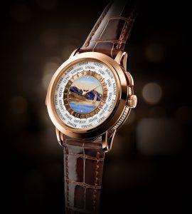 Vài nét về đồng hồ điểm chuông Patek Philippe 5531R