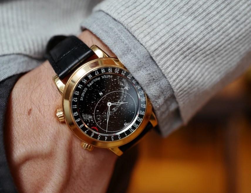 5 yếu tố nhận biết đồng hồ Patek Philippe 6102R chính hãng
