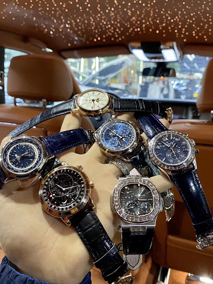 5 lưu ý khi mua đồng hồ Patek Philippe chính hãng không phải ai cũng biết