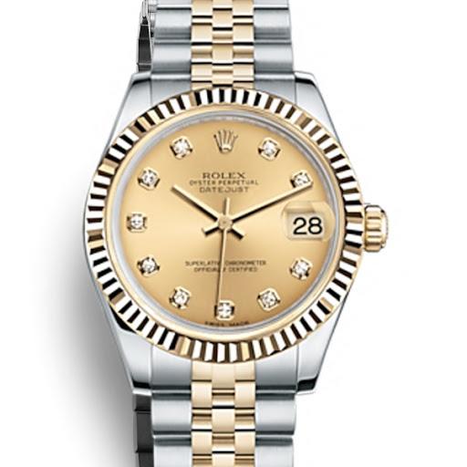 Đánh giá chi tiết đồng hồ Rolex Oyster Perpetual Datejust CL5 72200