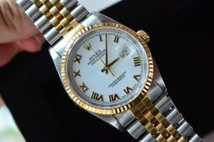 Đẳng cấp của đồng hồ Rolex 16233 có lẽ ai cũng biết