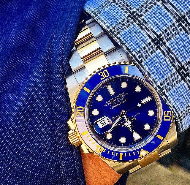 Top 4 đồng hồ Rolex Submariner Date đẹp nhất mọi thời đại