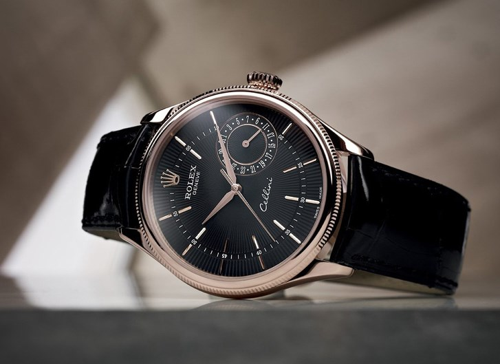 Điểm danh những chiếc đồng hồ Rolex dây da ĐẲNG CẤP nhất!