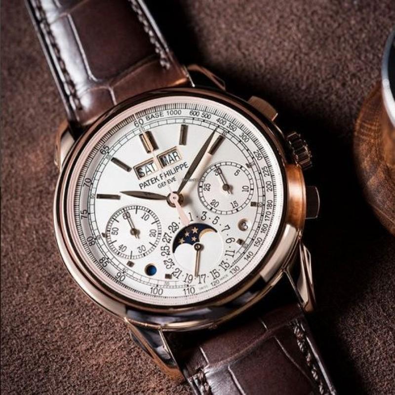 Đừng bỏ qua nếu bạn chưa biết về đồng hồ Patek Philippe Cousu Main