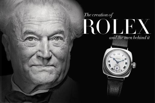 Thương hiệu Rolex – Hành trình với những sản phẩm giá trị nhất thế giới