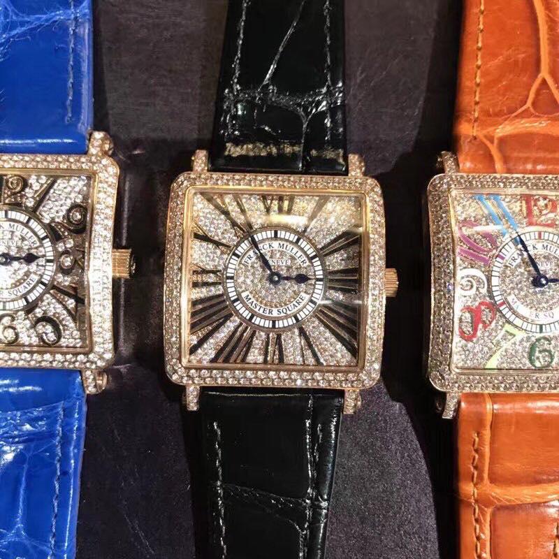 Những điều mà ai cũng nên biết về đồng hồ Franck Muller Master Square
