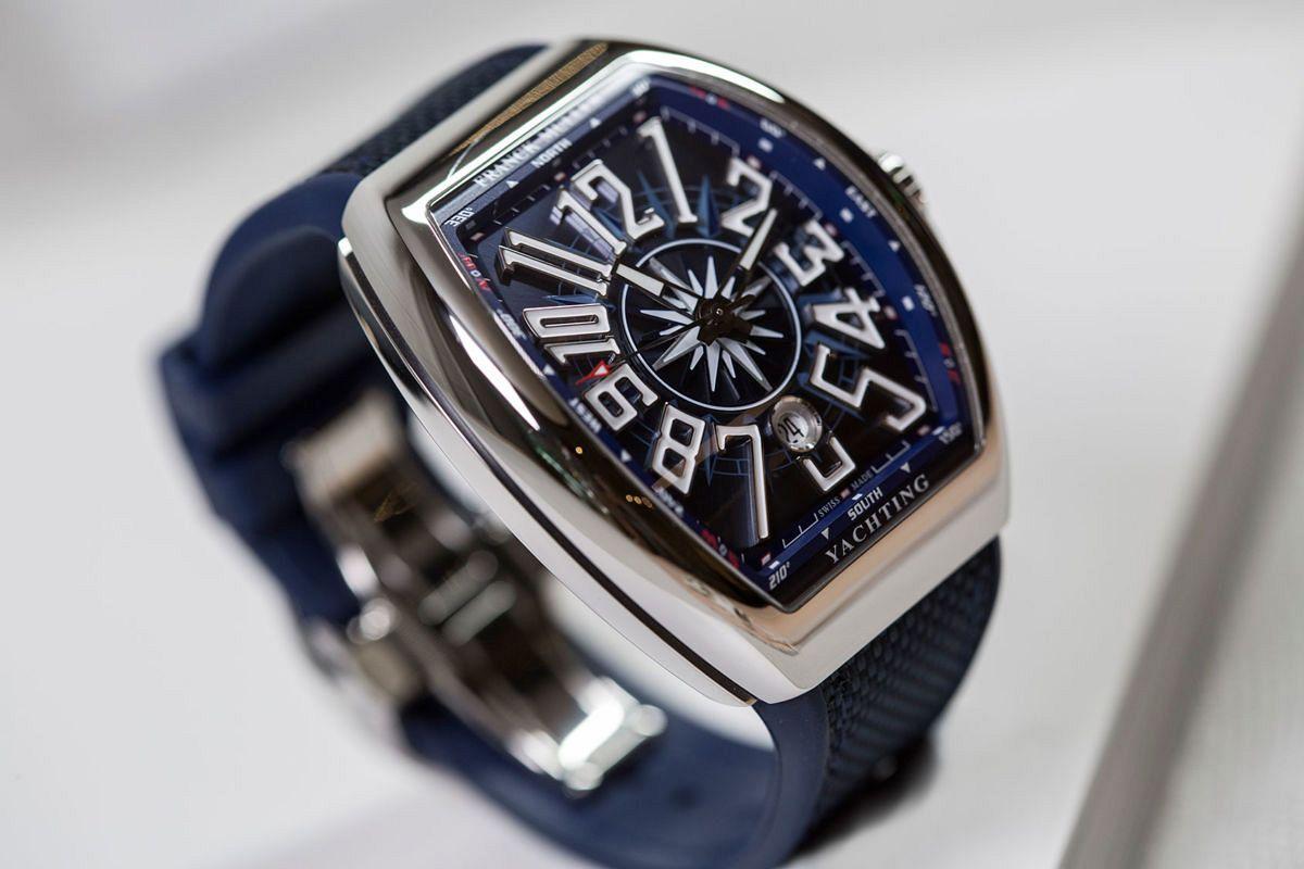 Bật mí tất tần tần thông tin liên quan về đồng hồ Franck Muller V41