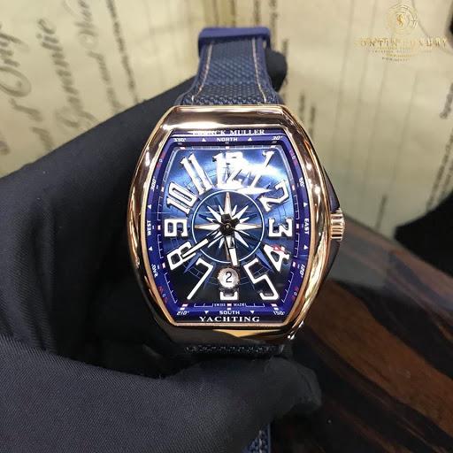 3 mấu chốt tạo nên tiếng vang của đồng hồ Franck Muller Vanguard V41