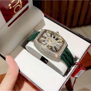 Giá trị của đồng hồ Franck Muller Full đá? Bật mí 2 siêu phẩm