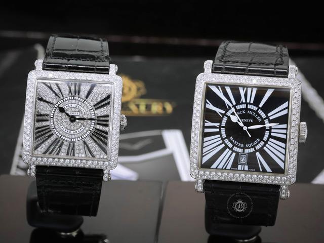Đồng hồ Franck Muller mặt vuông có gì đặc biệt? Những sản phẩm HOT nhất