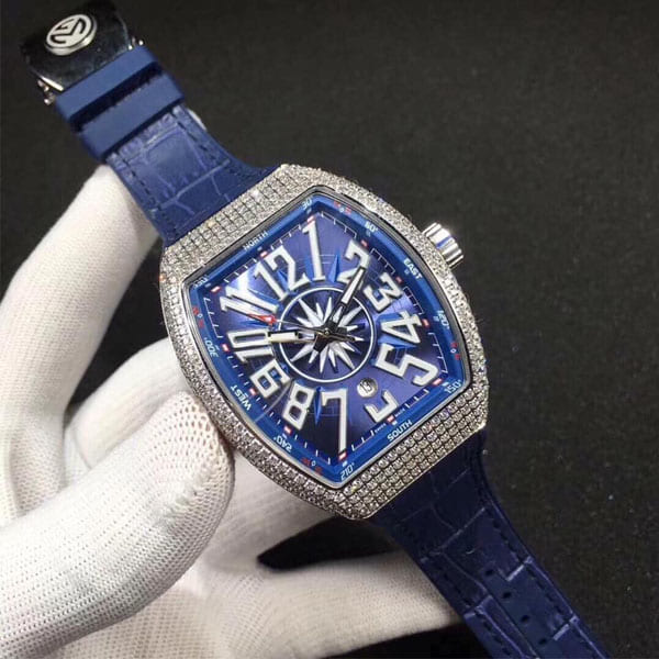 Đôi nét có thể bạn chưa biết về chiếc đồng hồ Franck Muller V45