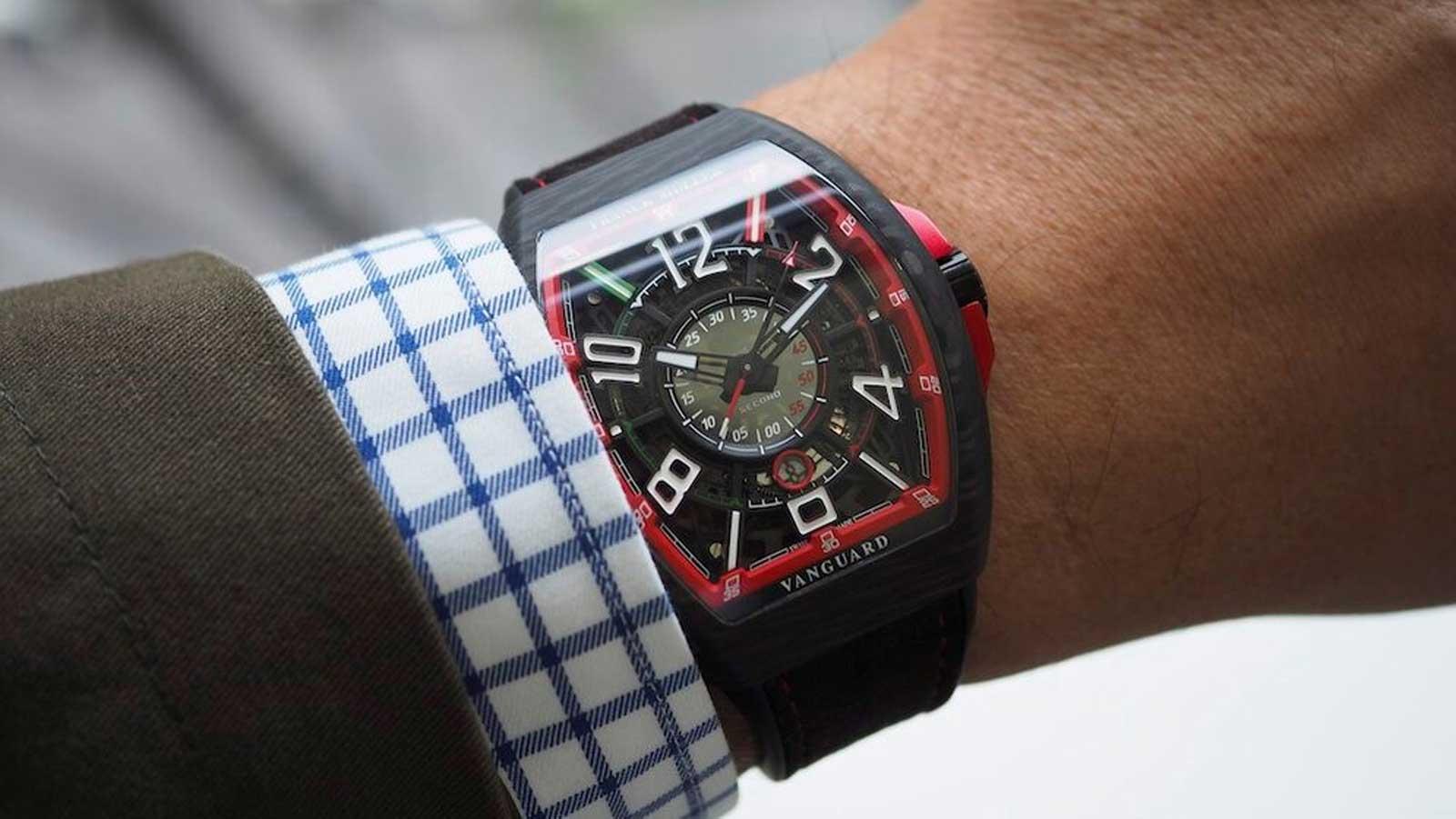 Điểm danh những đồng hồ nam Franck Muller đẳng cấp nhất mọi thời đại!