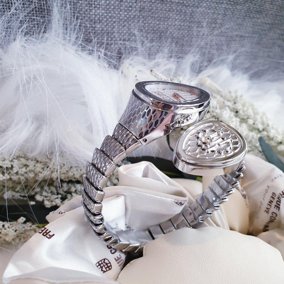 5 mẫu đồng hồ độc, lạ trong bộ sưu tập Roberto Cavalli by Franck Muller