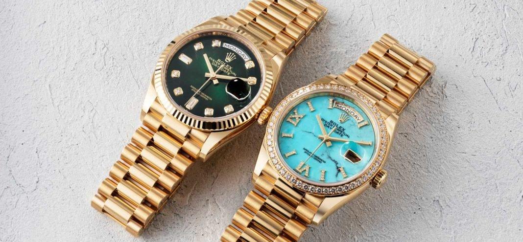 Tìm hiểu chi tiết bộ sưu tập đồng hồ Rolex Day – Date 36