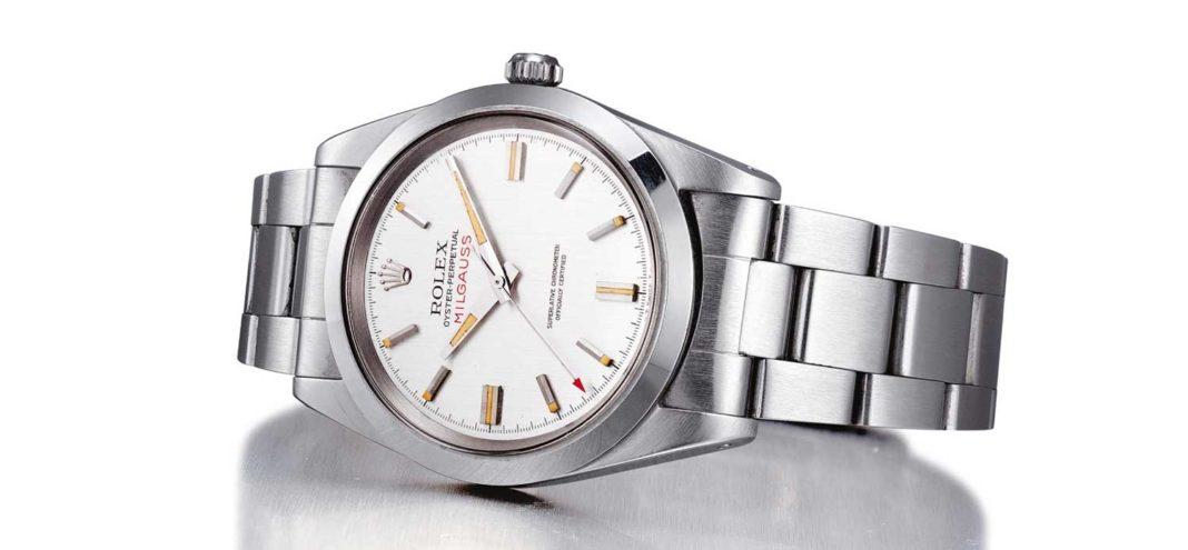 Đồng hồ Rolex Milgauss – siêu phẩm đồng hồ có từ trường đỉnh cao