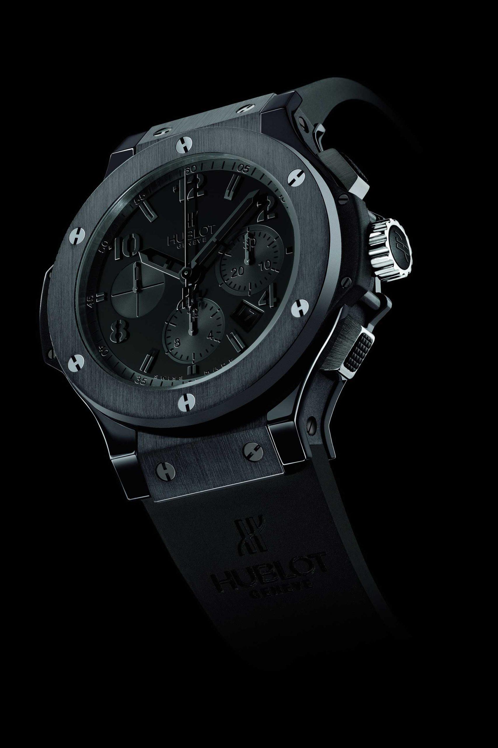 Điểm danh Top 5 đồng hồ Hublot Big Bang All Black đốn tim khách hàng