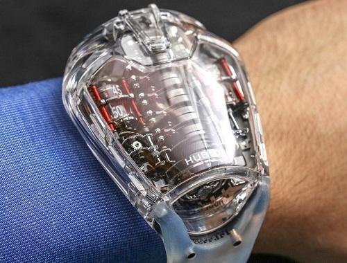 Đồng hồ MP – 05 LaFerrari – sự kết hợp hoàn hảo giữa Hublot và Ferrari