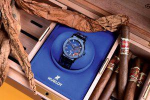 Phiên bản đồng hồ Hublot xì gà Classic Fusion Fuente 20th Anniversary