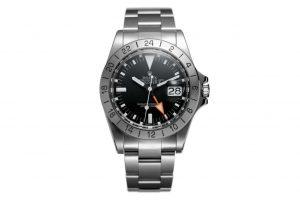 Tất tần tật về phiên bản đồng hồ Rolex Explorer II Reference 1655