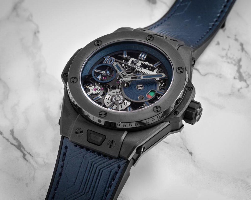 Đồng hồ Hublot Big Bang Meca-10 – chiếc đồng hồ mua được bằng Bitcoin