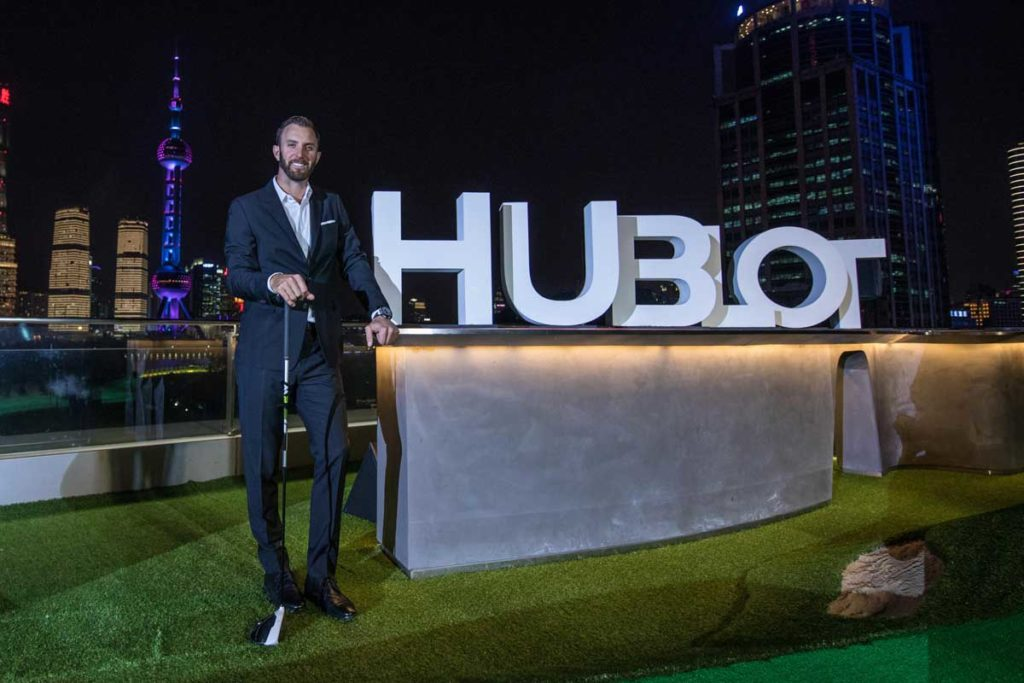 """""""Cú hích"""" trong ngành chế tác đồng hồ – Hublot Big Bang Unico Golf"""