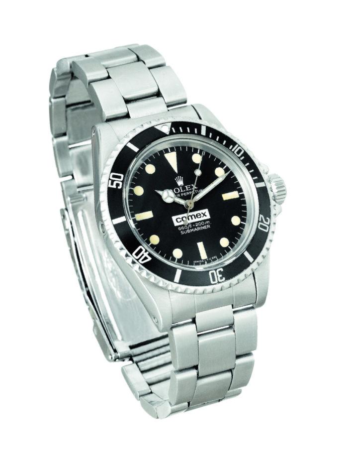 Ngỡ ngàng với lịch sử hình thành của đồng hồ Rolex Sea – Dweller