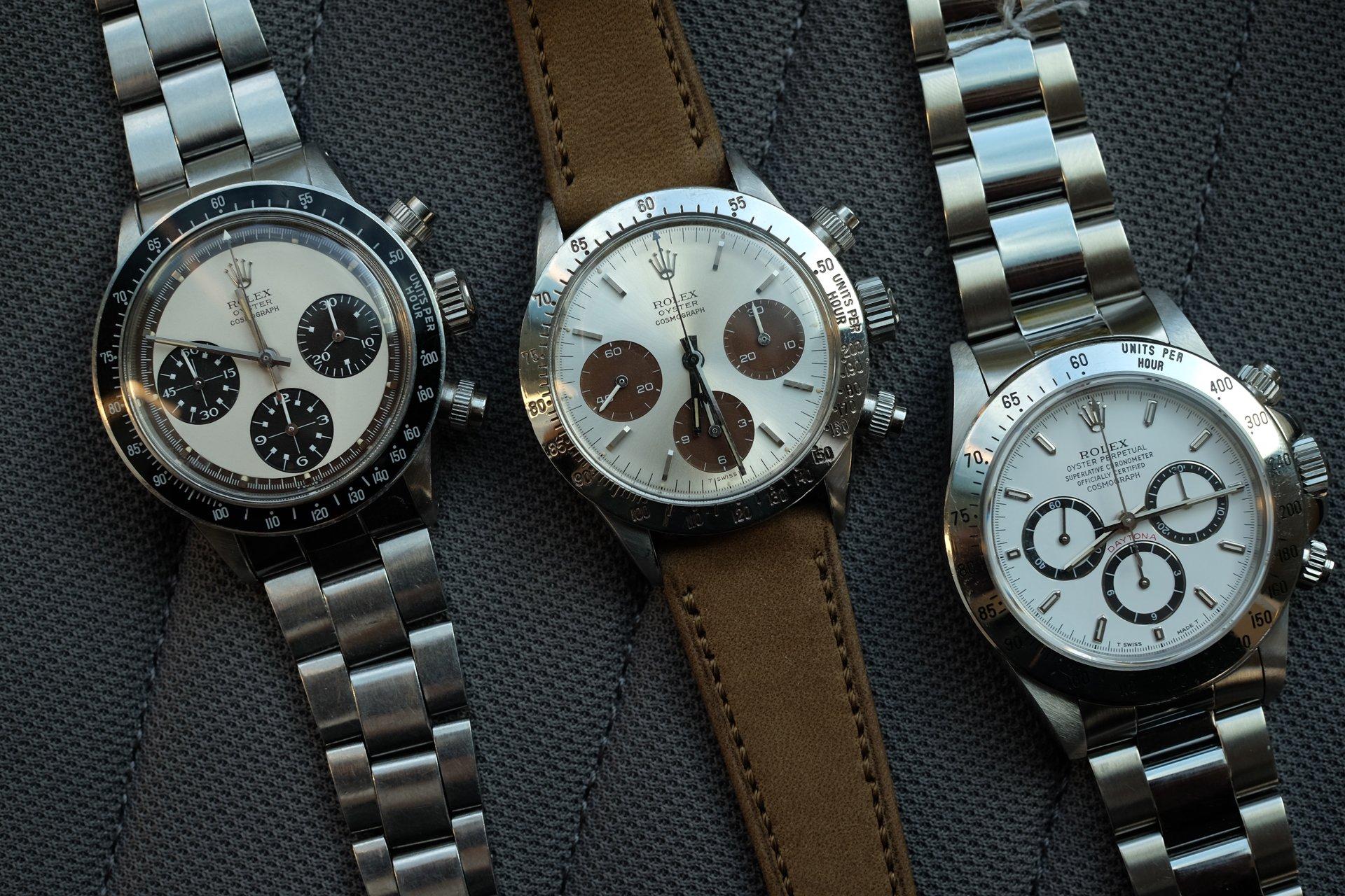 5 siêu phẩm đồng hồ Rolex có mặt trong buổi đấu giá tại Philip