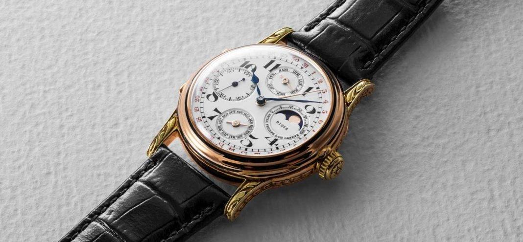 Bạn có biết chiếc đồng hồ đeo tay lịch vạn niên đầu tiên của thương hiệu nào?