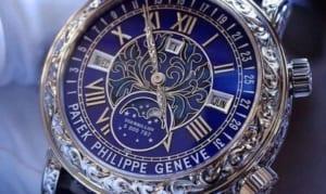 Top 5 chiếc đồng hồ đeo tay đẹp nhất thế giới