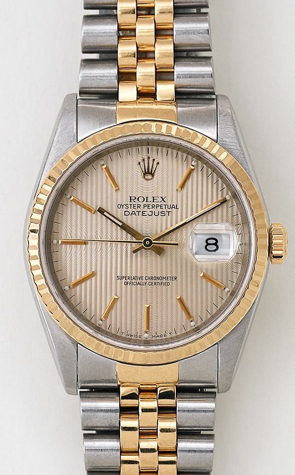 Đồng hồ Rolex Oyster Perpetual Datejust giả