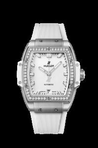 Đồng hồ Hublot nữ màu trắng chính hãng Spirit of Big Bang 33mm
