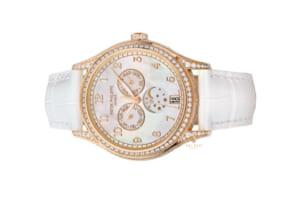 Đồng hồ Patek Philippe nữ màu trắng